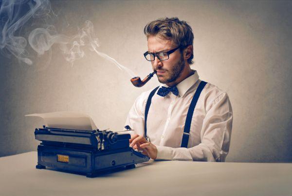 The Aspiring Writer
